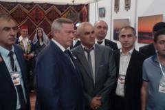 Губернатор Ростовской области с представителями турецкой общины Егорлыкского района